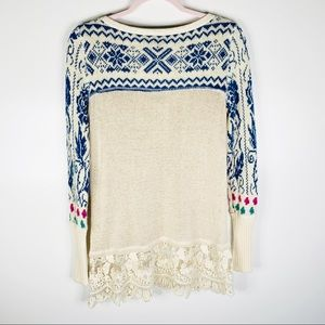 Free People Sweaters - Free People We The Free Cozy Time Sweater XS